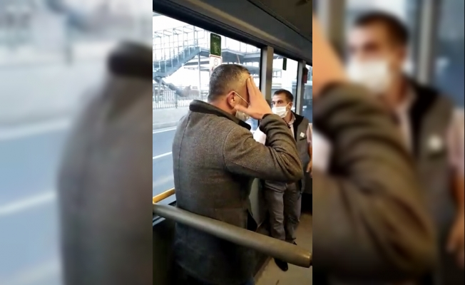 Bursa'da halk otobüsünde cinsel taciz iddiası