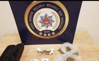 Bursa'da uyuşturucu operasyonunda 18 kişi gözaltına alındı