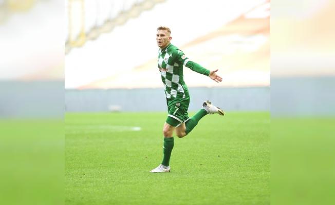 Bursaspor gol zincirini 12'ye çıkardı, geçen sezonu geride bıraktı
