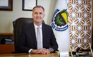 İnegöl Belediye Başkanı Taban korona virüse yakalandı