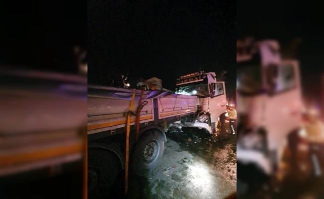 Karacabey'de trafik kazası: 3 yaralı