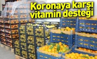Koronaya karşı vitamin desteği