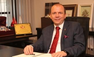 """Matlı: """"Bursa`da sanayi alanlarının yüzde 70'i verimli tarım alanları üzerinde"""""""