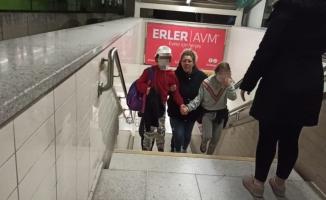 (Özel) Kayıp kızlar Bursa'yı ayağa kaldırdı