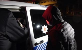Sabah cezaevinden çıktı, akşam gözaltına alındı