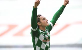 TFF 1.Lig'in golcüleri Ali Akman ve Marco Paixao karşı karşıya geliyor