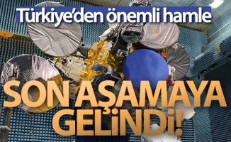 Bakan Karaismailoğlu: 'Türksat 5A ve 5B uydularında son aşamaya geldik'