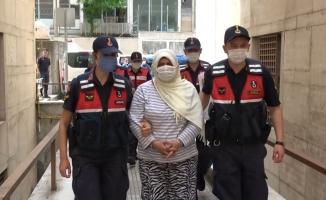 Bursa'da kardeşinin birlikte yaşadığı kadını öldüren sanığa 25 yıl hapis cezası