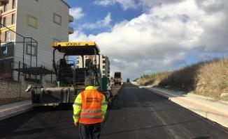 Hamitler'in sokakları asfaltlandı