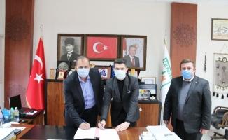 İznik Belediyesi'nde sosyal denge tazminat sözleşmesi imzalandı