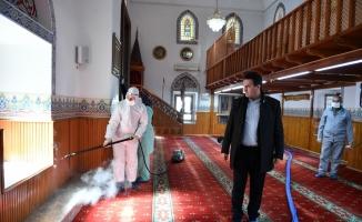 Osmangazi'den rekor dezenfeksiyon