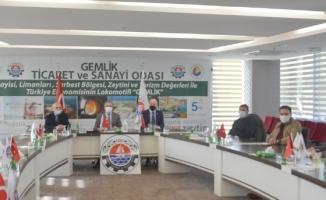 """AK Parti Bursa Milletvekili Zafer Işık: """"Gemlik'in 50 yıllık su sorununu çözecek Büyük Kumla barajının bitme aşamasında"""""""