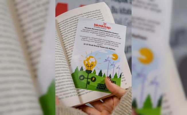 BKM Kitap enerji tasarrufu haftasında farkındalık oluşturdu