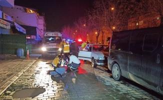 Bursa'da iki arkadaş araç içerisinde pompalı tüfekle öldürüldü