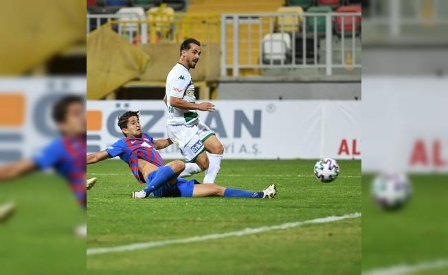 Bursaspor sahasında Altınordu'ya hiç yenilmedi - Bursa'da oynanan maçlarda İzmir temsilcisinin golü yok