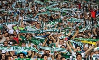 Bursaspor taraftarından birlik mesajı