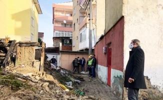 Gürsu metruk binalardan arındırılıyor