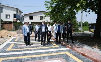 İnegöl'de Yeşil Alan Türkiye Ortalamasının Üzerinde
