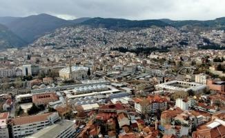 Kar, lodos ve yağmur Bursa'nın havasını temizledi
