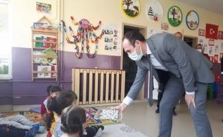 Miniklere 'devlet' ziyareti