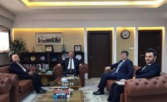 Nihat Özdemir Bursa'da çeşitli ziyaretlerde bulundu