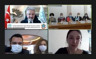 Nilüfer ve Mykolaiv'in 20 yıllık örnek kardeşliği