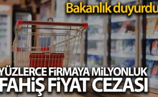 Ticaret Bakanlığından 81 ilde market, pazar, hal ve çarşılarda fahiş fiyat denetimi