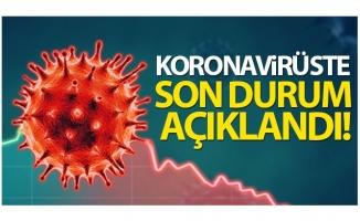 Türkiye'de son 24 saatte 6.435 koronavirüs vakası tespit edildi
