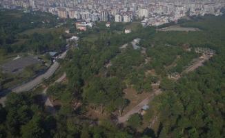 Uludağ'ın eteklerindeki Balaban Mesire alanı açılıyor