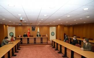 Üniversite-sanayi iş birliği protokolleri devam ediyor