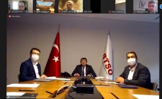 BTSO Başkanı Burkay: