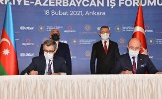 BTSO'dan Azerbaycan ile iş birliği protokolü