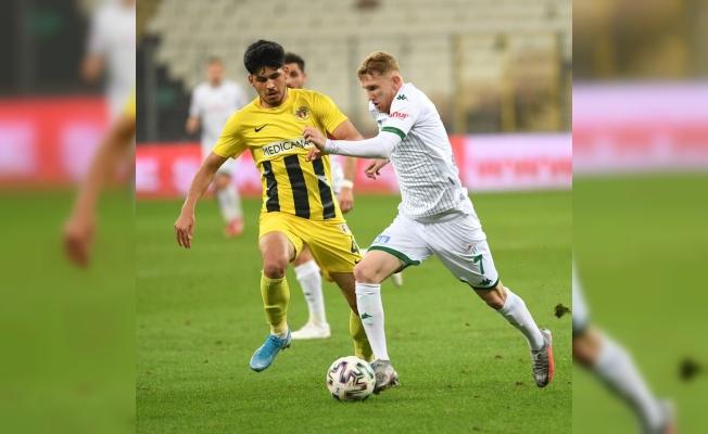 Bursaspor'a 2021 yaramadı - Yeşil beyazlı takım 7 maçta 14 puan kaybetti