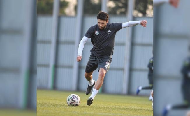 Bursaspor'da Akhisarspor maçı hazırlıkları tamamlandı