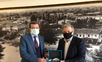 Gürsu Belediyesi İspanyol proje ortağını ağırladı