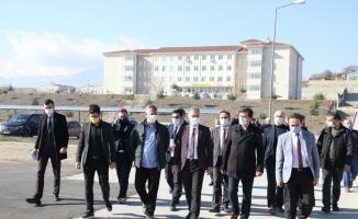 İnegöl Belediyesi'nden Hacı Sevim Yıldız Kampusü'ne destek