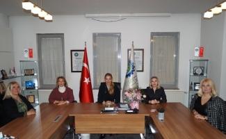 Kadınlardan DOSABSİAD Başkanı Çevikel'e destek
