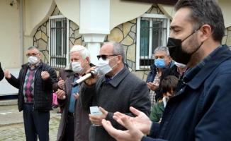 Mudanya'dan savaş mağdurlarına yardım tırı