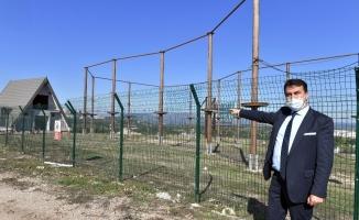 Osmangazi'de spor ve eğlencenin adresi Macera Park