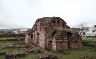 (Özel) Aziz Aberkios adına yapılan kilise turizme açılmayı bekliyor