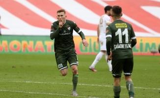 TFF 1. Lig: Bursaspor: 3 - Akhisarspor: 2