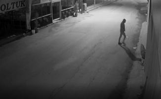 Hırsızlar sanayiye dadandı