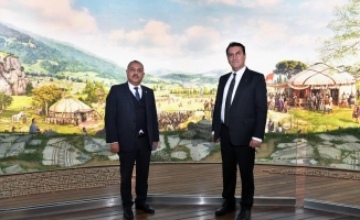 AK Parti Yerel Yönetimler Başkan Yardımcısı Hüseyin Şanverdi: