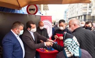Gürsu Belediyesi'nden vatandaşlara deprem bilinci