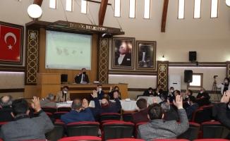 İnegöl Belediyesi Mart ayı Meclis Toplantısı gerçekleştirildi