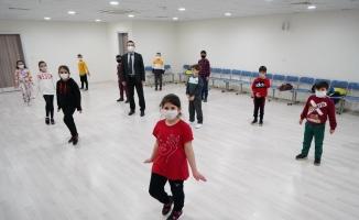 Kestel Kültür ve Sanat Akademisi açıldı