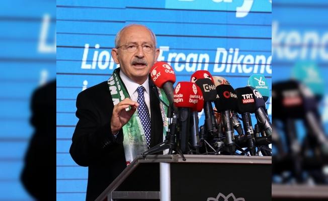 Nilüfer'deki iki dev yatırım Kılıçdaroğlu'nun katılımıyla açıldı