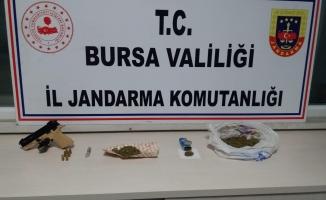Oylat Kaplıcalarında uyuşturucu satan şahıs yakalandı