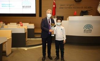 Satranç Turnuvası'nda ödüller sahiplerini buldu