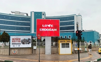 ''Stop Erdoğan'' skandalına Kestel Belediyesi'nden yanıt